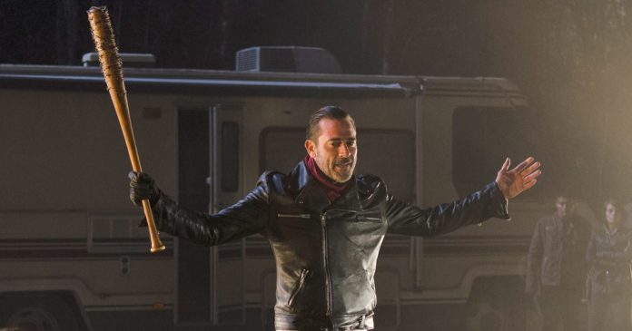 The Walking Dead Staffel 8 Negan