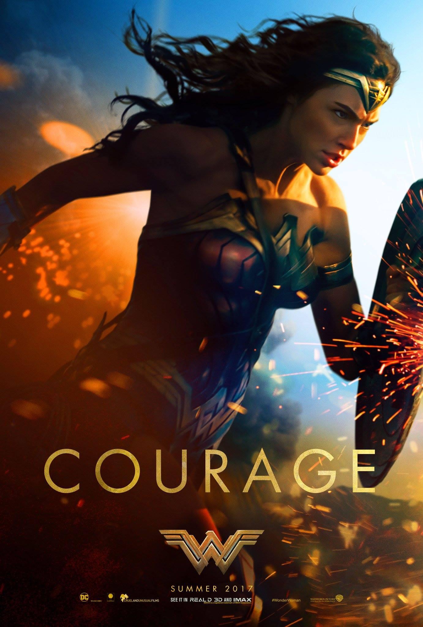 Wonder Woman Trailer Poster 3