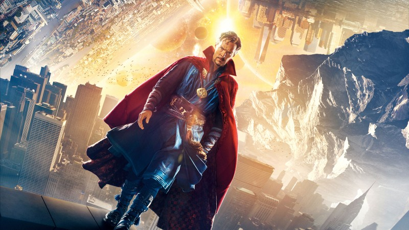 Doctor Strange Box Office Deutschland