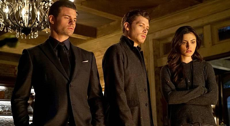 The Originals Staffel 4 Start