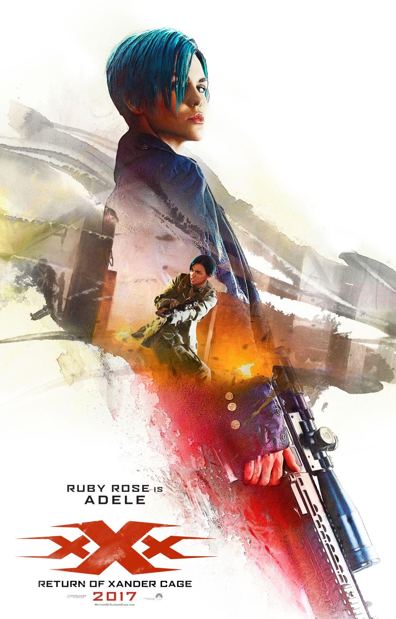 xXx Die Rückkehr des Xander Cage Trailer & Poster 4