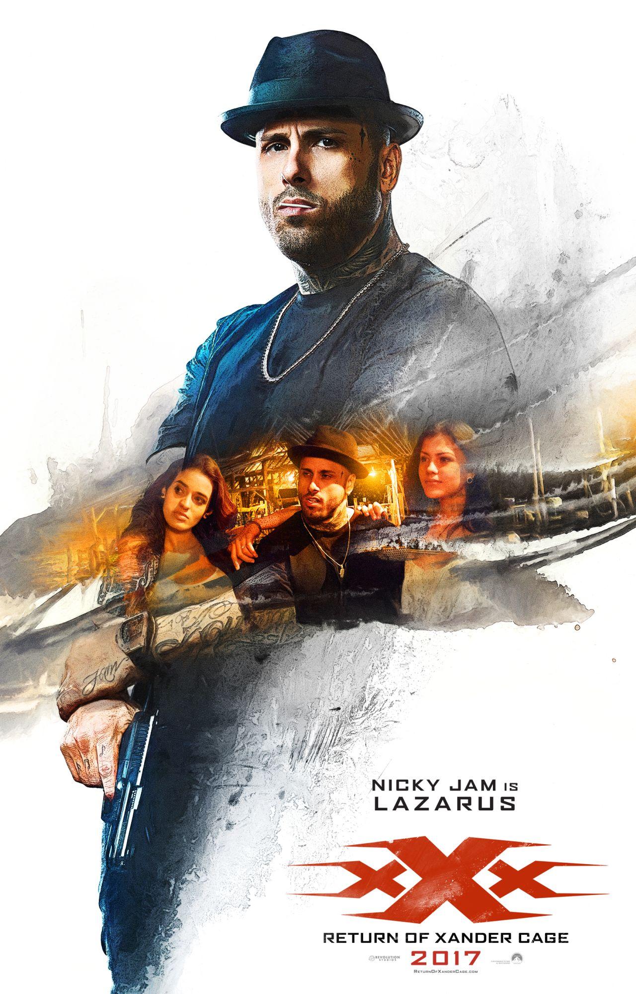 xXx Die Rückkehr des Xander Cage Trailer & Poster 6