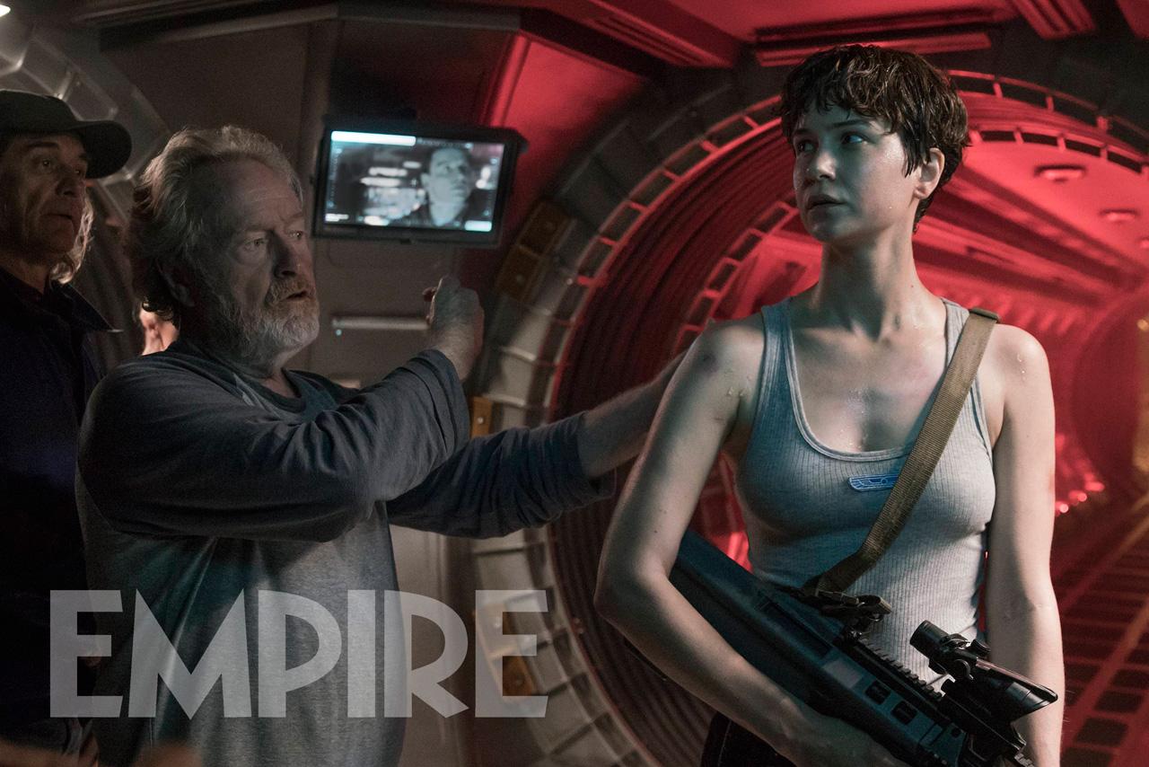 Alien Covenant Trailer & Bilder 4