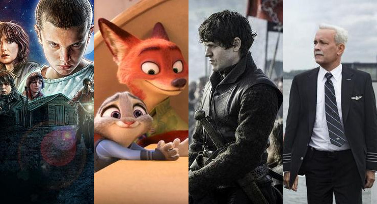 Beste Filme 2016