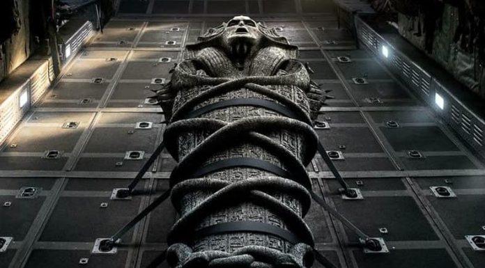 Die Mumie Poster Trailer Tease
