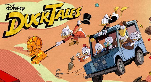 DuckTales Serie Teaser
