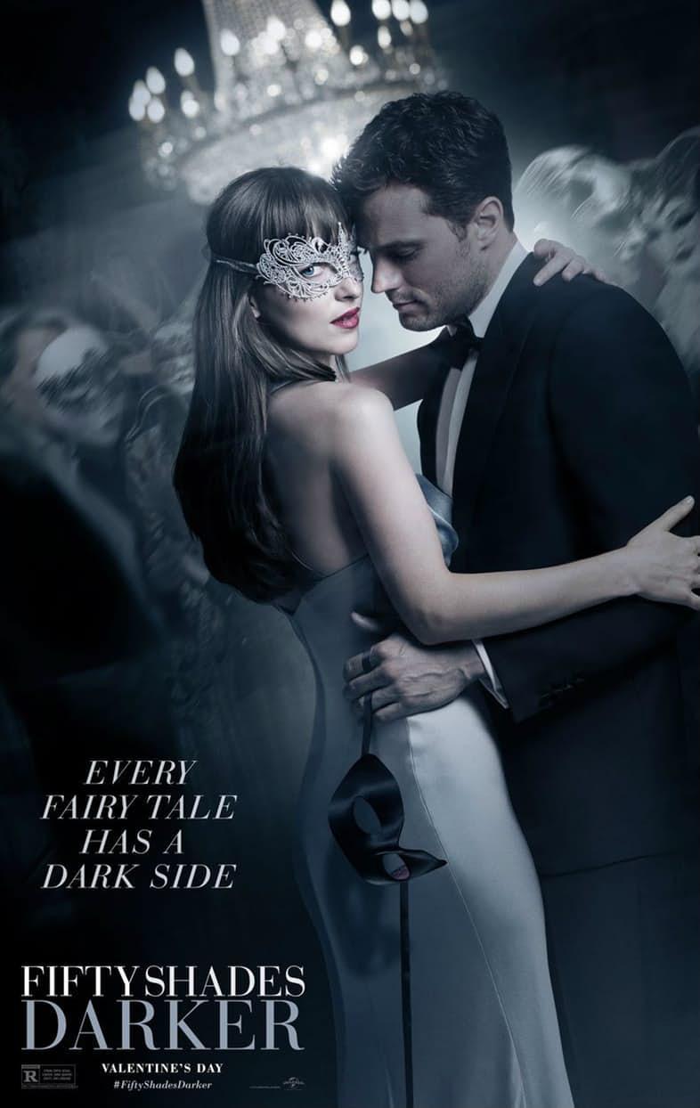 Fifty Shades of Grey Gefährliche Liebe Trailer & Poster