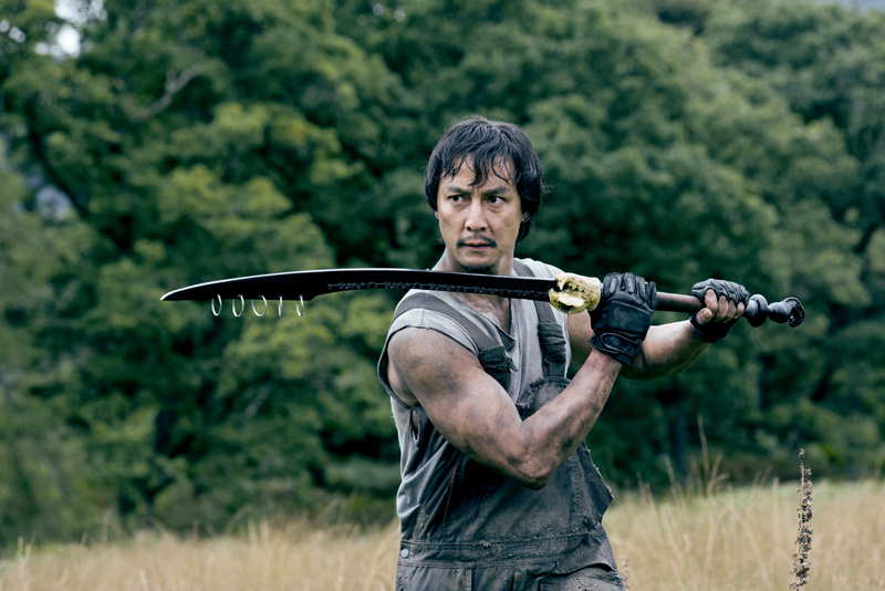 Into the Badlands Staffel 2 Bild 2
