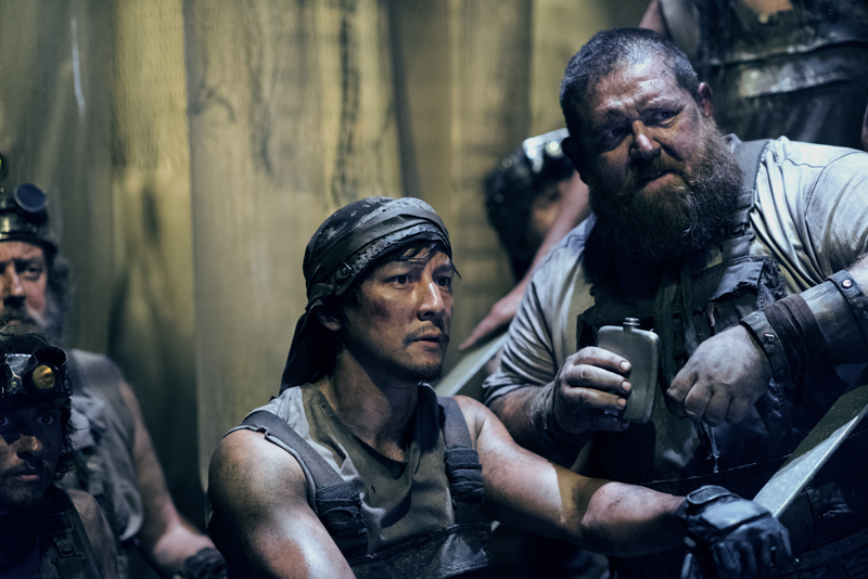 Into the Badlands Staffel 2 Bild 1
