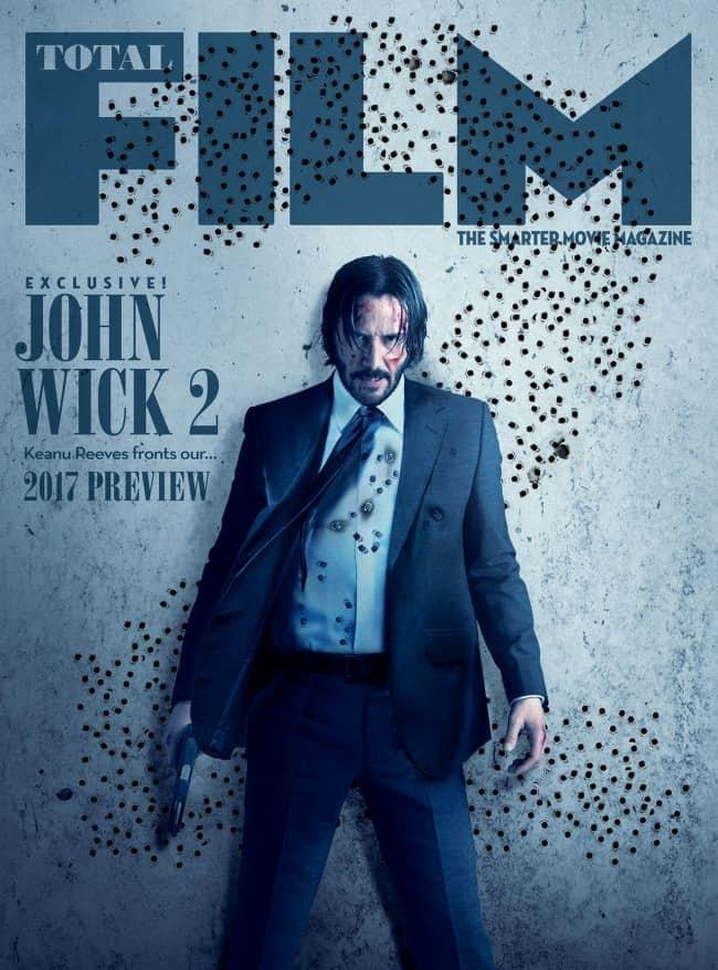 John Wick 2 Trailer & Cover 1