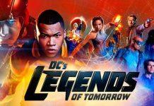 Legends of Tomorrow Staffel 2 Midseason Premiere