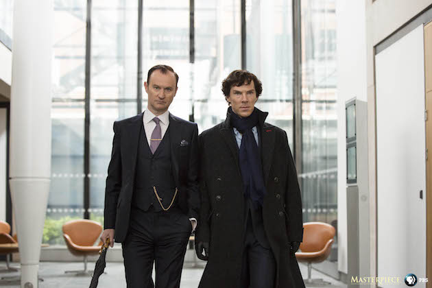 Sherlock Season 4 Trailer & Bilder 1