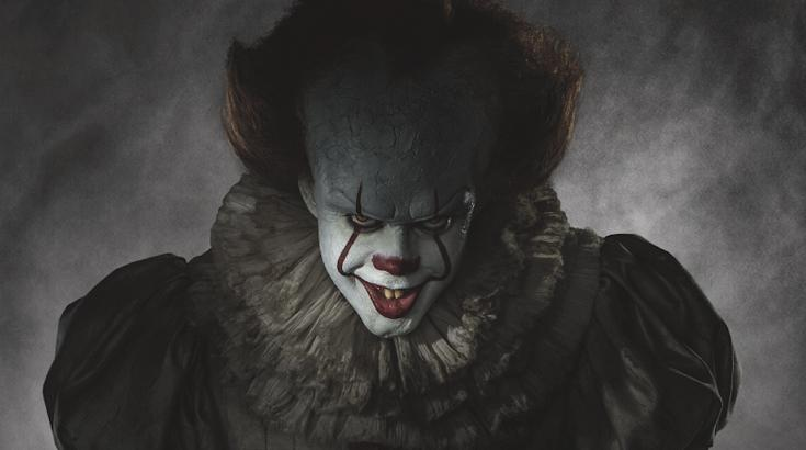Stephen Kings Es Pennywise Foto