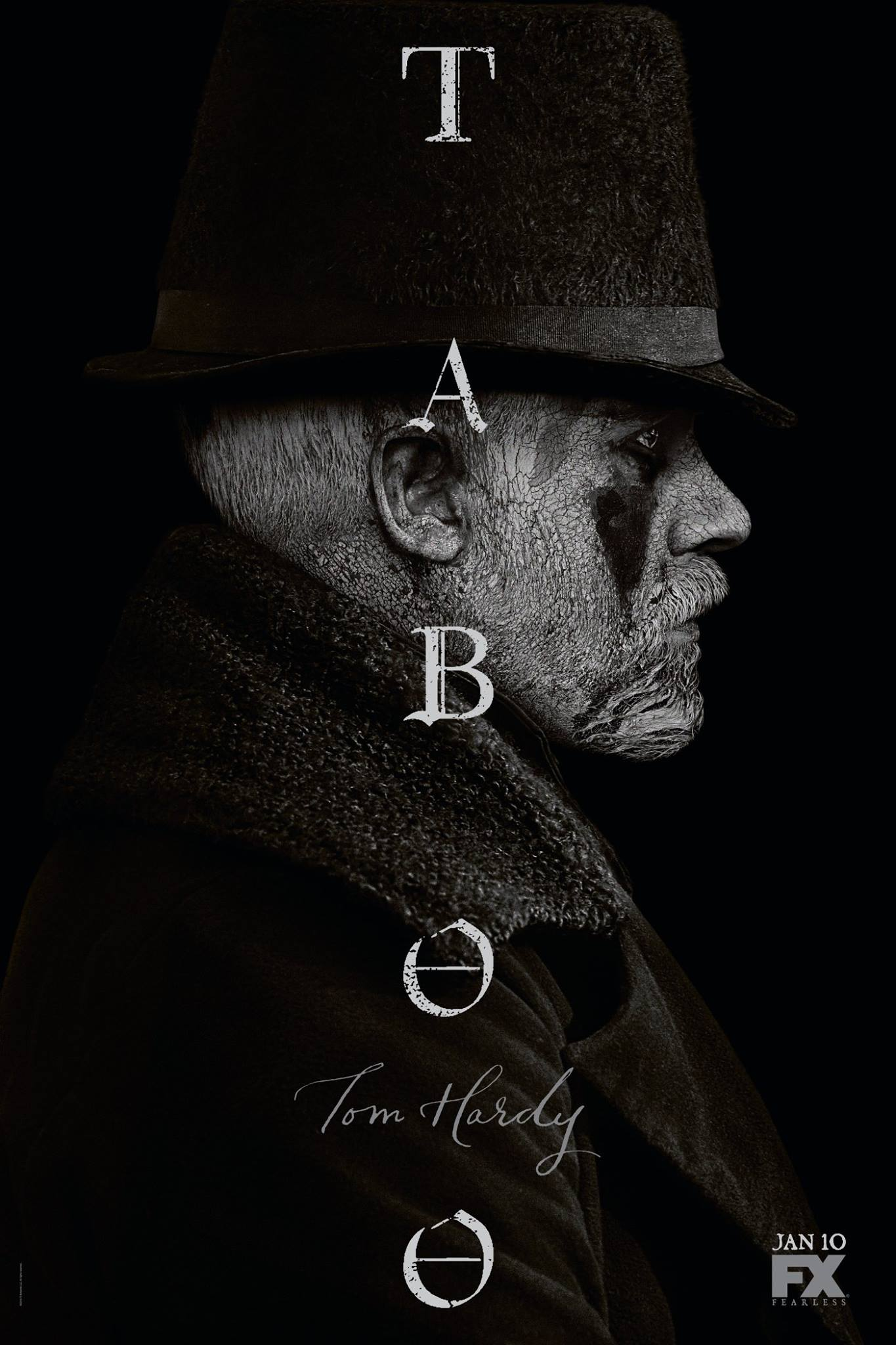 Tom Hardy Taboo Trailer & Poster