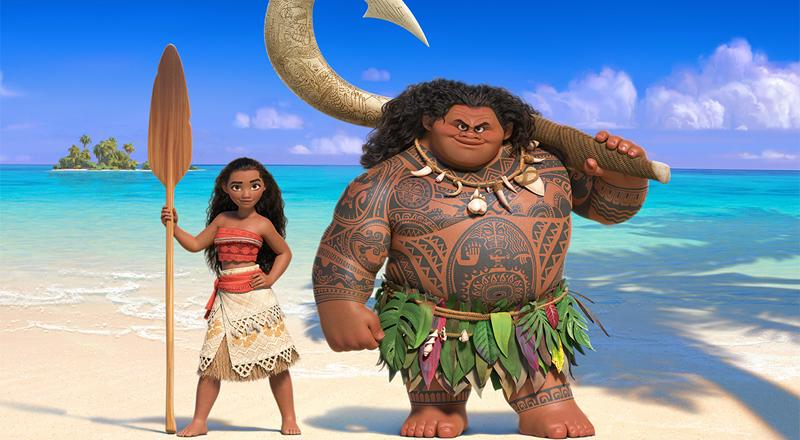 Vaiana Box Office