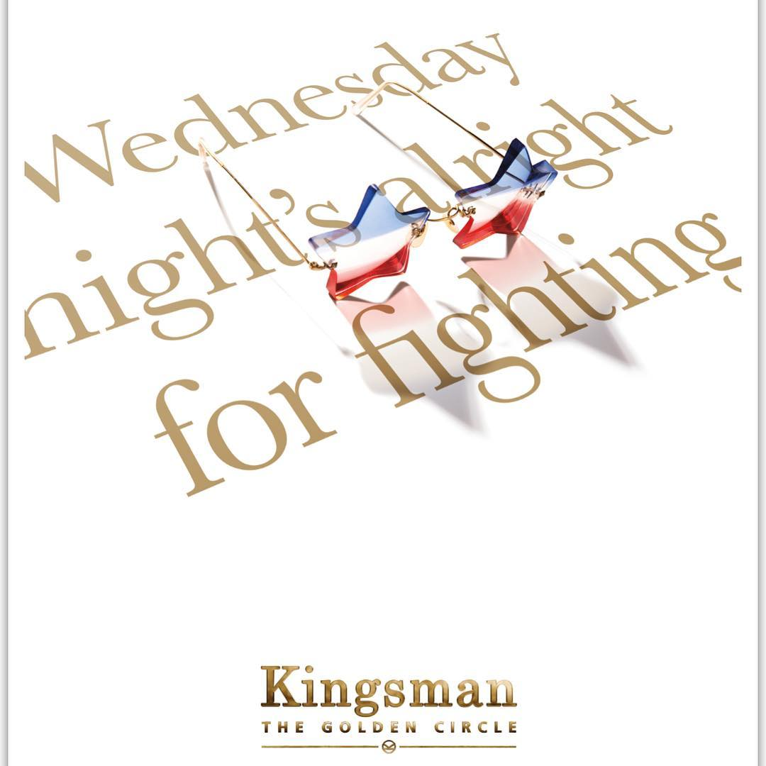 Kingsman 2 Start Teaser Poster 4