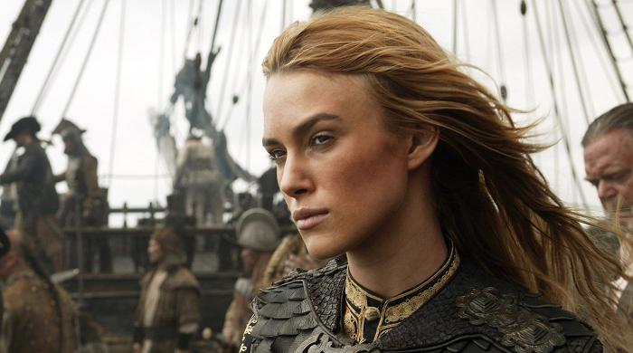 Pirates of the Caribbean 5 Keira Knightley