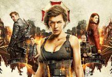 Resident Evil The Final Chapter Vorschau