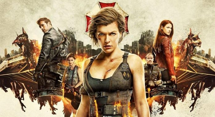 Resident Evil The Final Chapter Vorschau