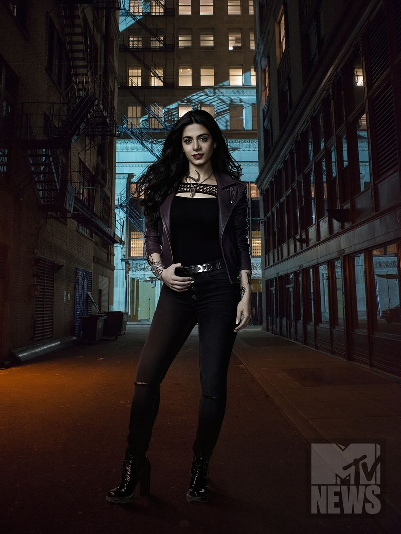 Shadowhunters Season 2 Poster 4