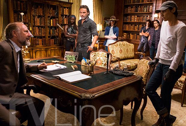 The Walking Dead Staffel 7 Midseason Premiere Foto
