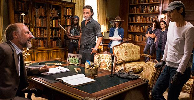 The Walking Dead Staffel 7 Midseason Premiere