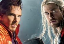 Thor Ragnarok Doctor Strange