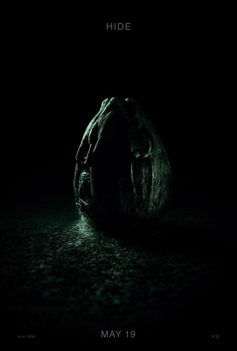 Alien Covenant Trailer Poster 2