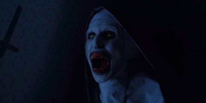 Conjuring The Nun Regie