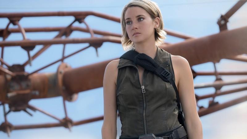 Divergent Ascendant Shailene Woodley