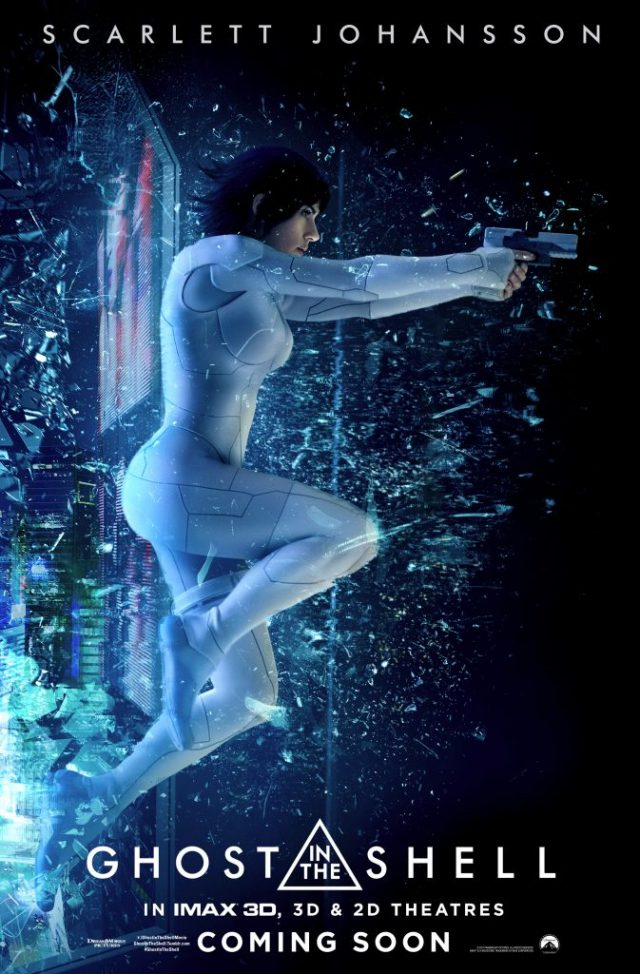 Ghost in the Shell Poster 1
