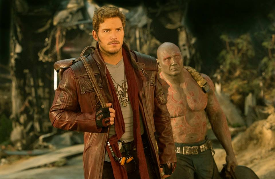 Guardians of the Galaxy Vol 2 Fotos 4
