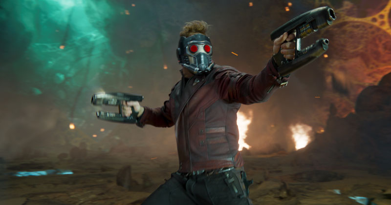 Guardians of the Galaxy Vol 2 Fotos 2