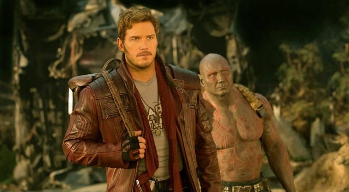 Guardians of the Galaxy Vol 2 Fotos
