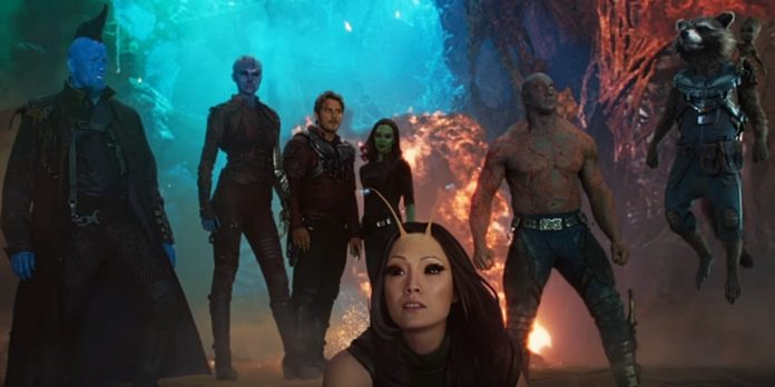 Guardians of the Galaxy Vol 2 Spot