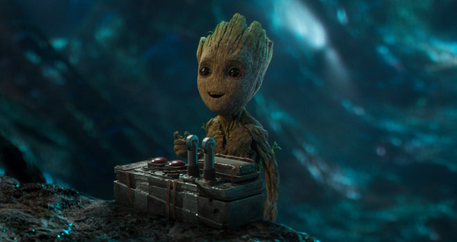 Guardians of the Galaxy Vol 2 Super Bowl Spot