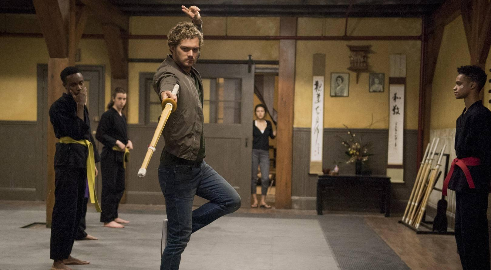 Iron Fist Fotos
