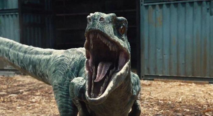 Jurassic World 2 Drehstart