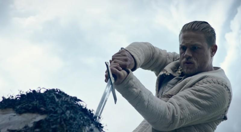 King Arthur Legend of the Sword Trailer