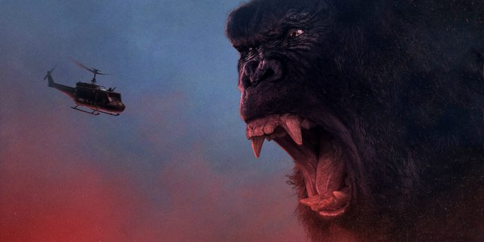 Kong Skull Island Abspannszene