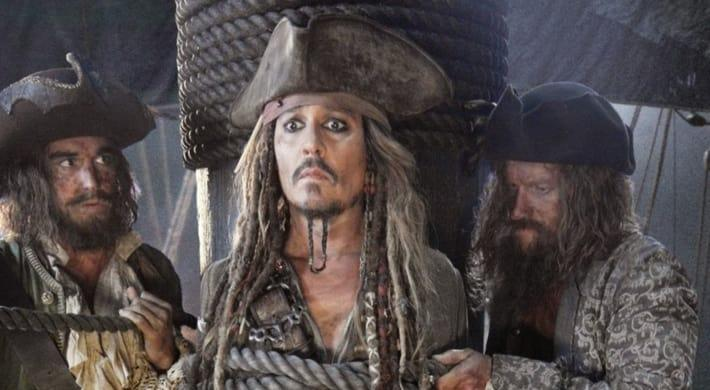 Pirates of the Caribbean Salazars Rache Super Bowl Spot