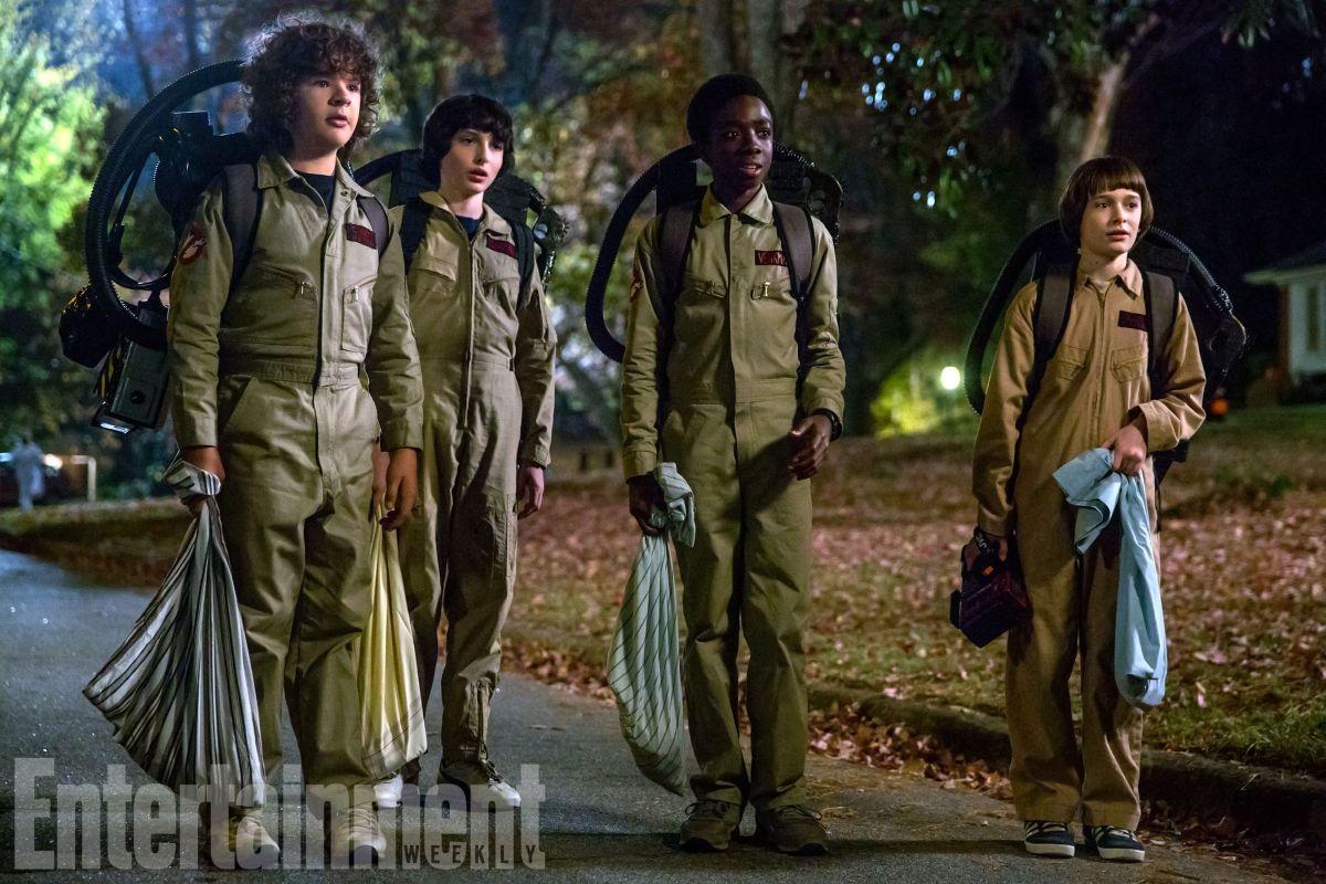 Stranger Things Season 2 Bild 5