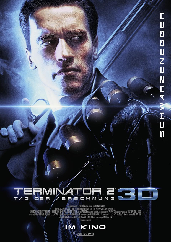 Terminator 2 3D Start Deutschland