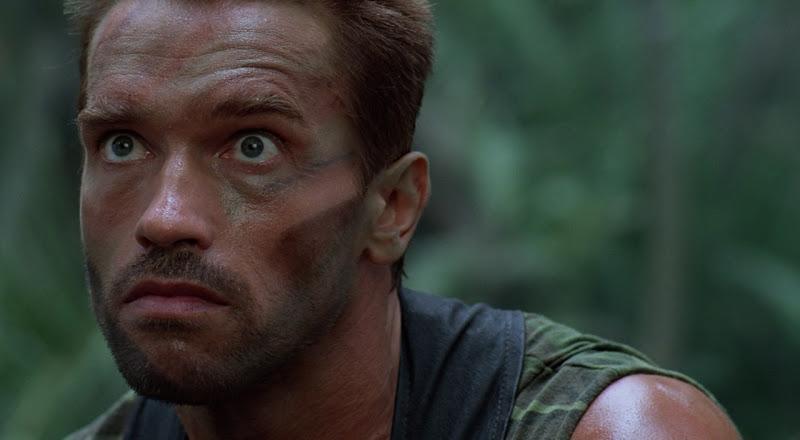 Predator Upgrade Arnold Schwarzenegger
