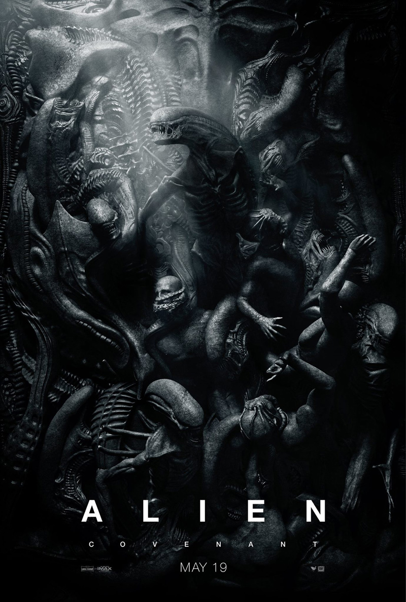 Alien Covenant deutscher Trailer & Poster