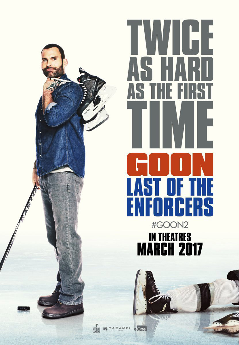 Goon 2 Last of the Enforcers Poster