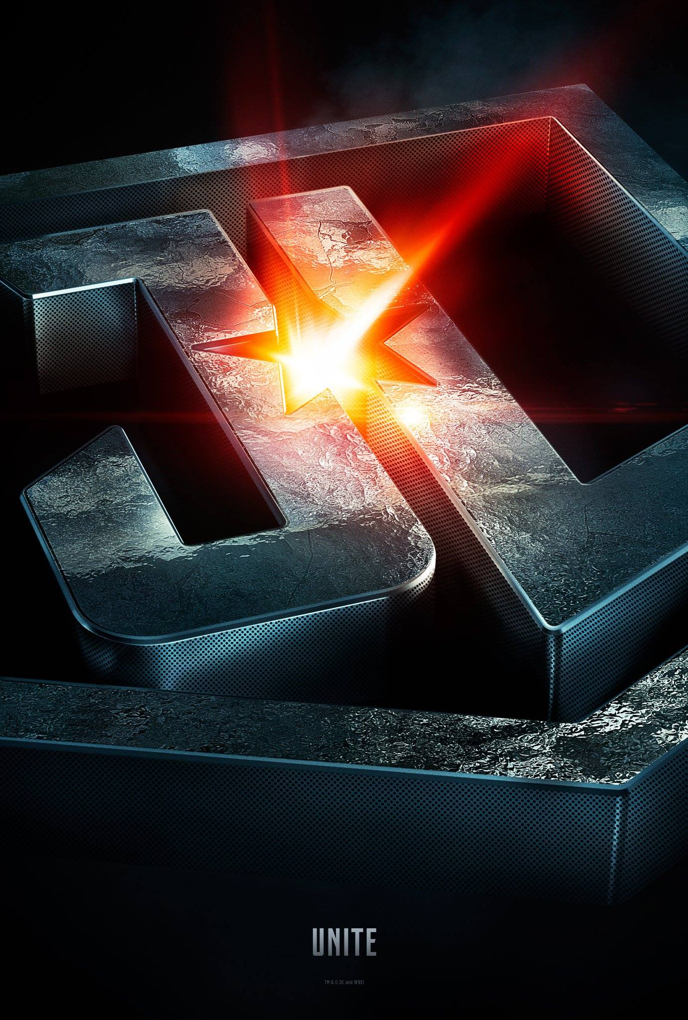 Justice League Trailer Teaser Poster