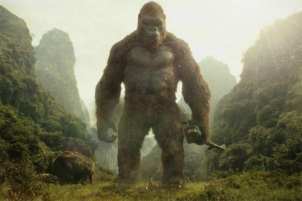Is King Kong Skull Island
