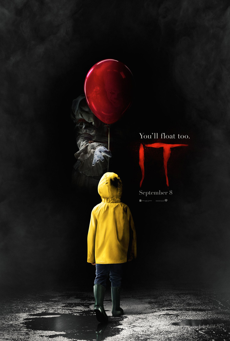 Stephen Kings Es Poster 1