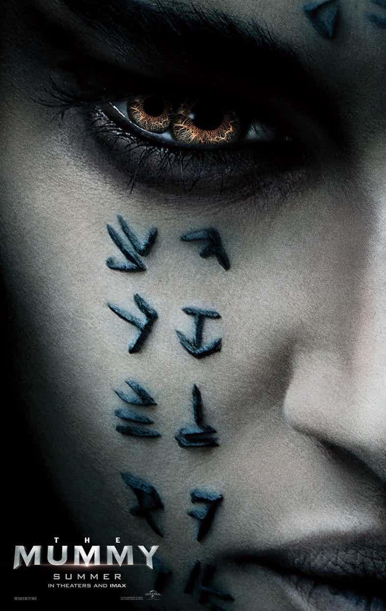 Die Mumie Trailer Poster 1